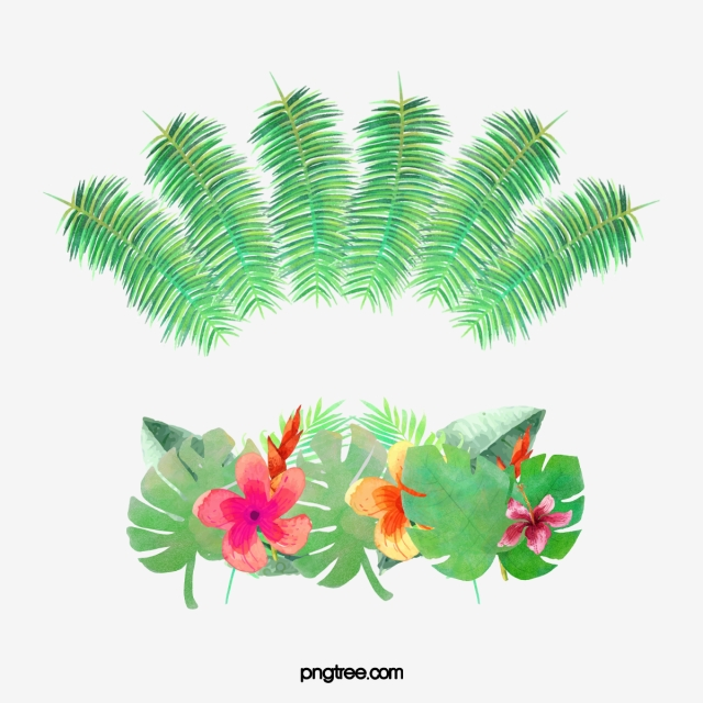 Tropical Png, Vector, PSD, and Clipart With Transparent.