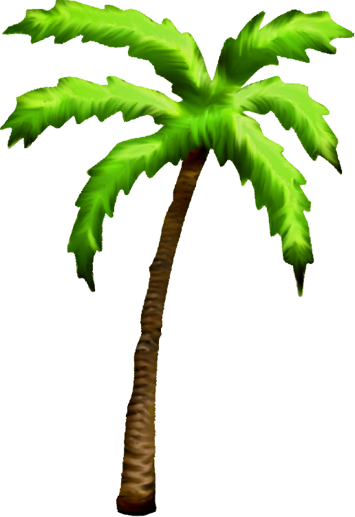 Free Palm Tree Clipart Pictures.