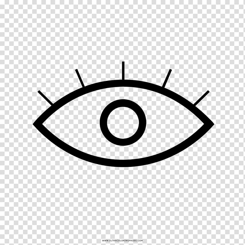 Drawing Eye Coloring book Tropicana Evansville, cilios.