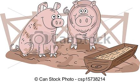 Trough Stock Illustrations. 448 Trough clip art images and royalty.