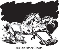 Trotters Stock Illustrations. 225 Trotters clip art images and.