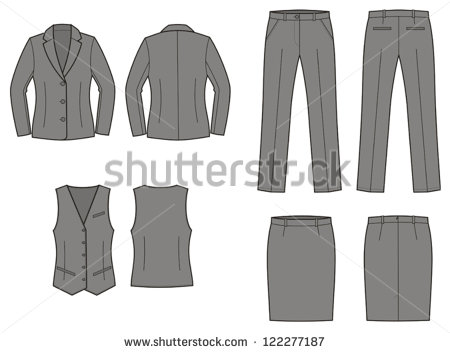 Woman Waistcoat Stock Images, Royalty.