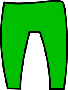 Green Trousers Clip Art at Clker.com.