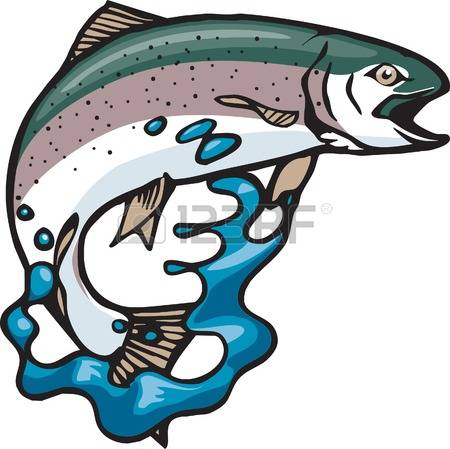 4,315 Trout Stock Vector Illustration And Royalty Free Trout Clipart.