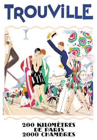Trouville Posters at AllPosters.com.
