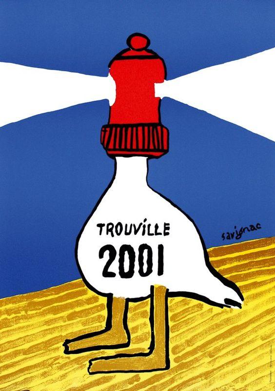 trouville 2001 by Savignac.