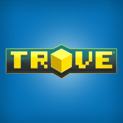 Trove Logo Avatar on PS4.