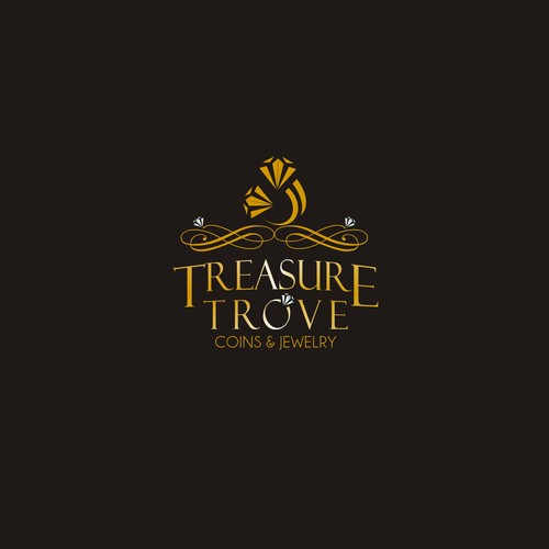 Treasure Trove Coins & Jewelry needs a LOGO.