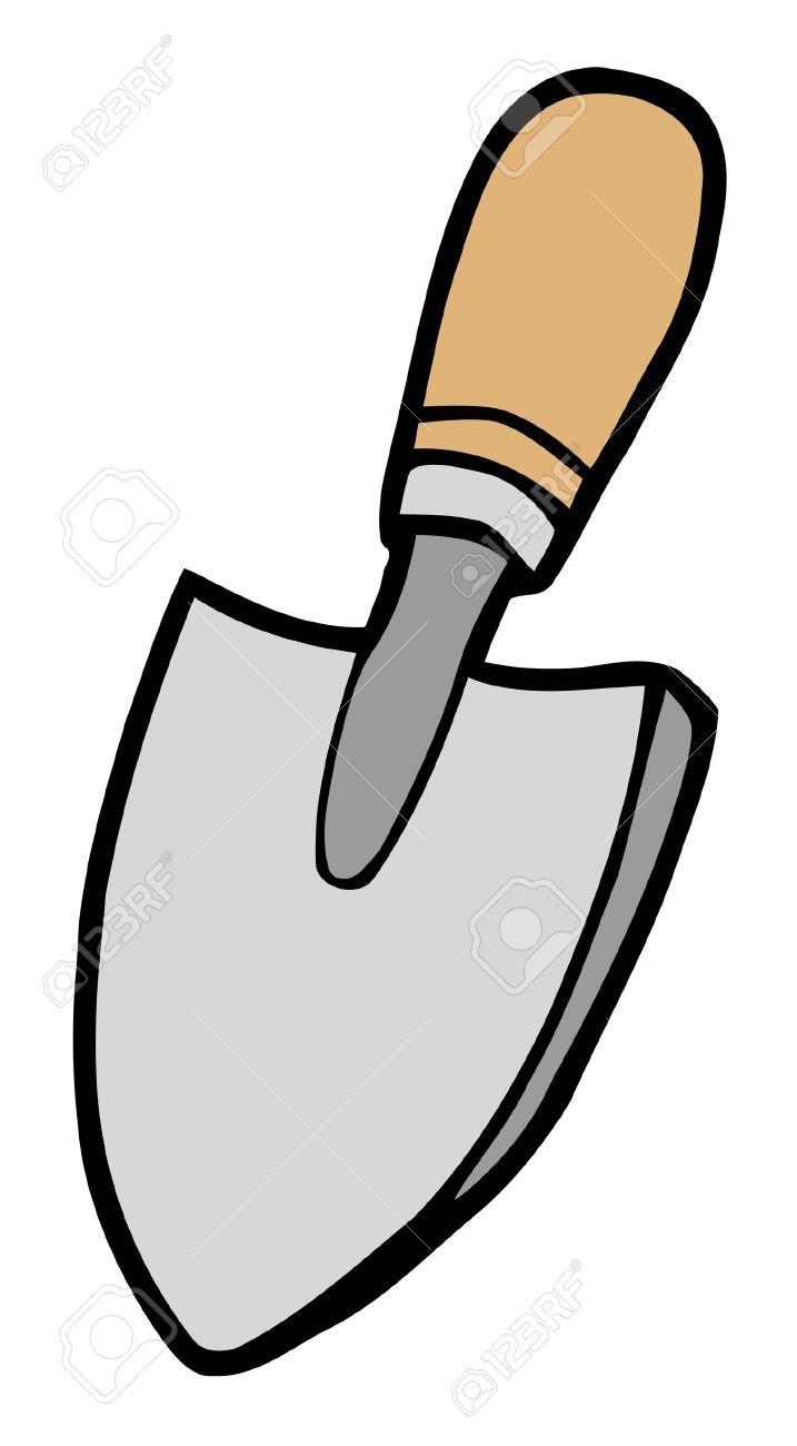 Mason Trowel Clip Art Cartoon : Trowel clipart clipground