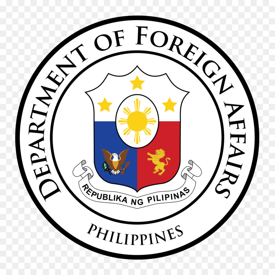department of foreign affairs logo clipart Philippines.