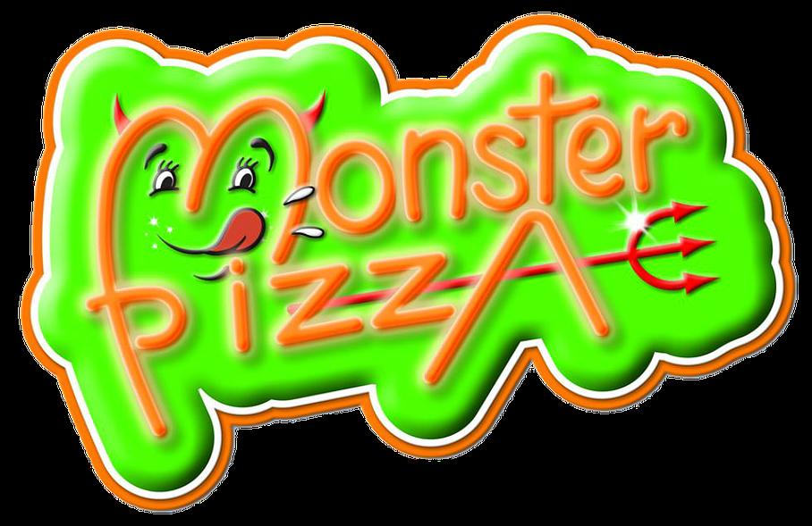Monster Pizza.