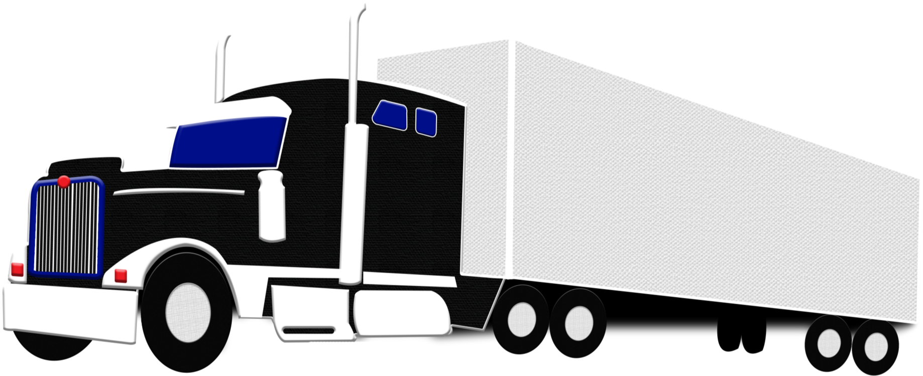 Semi trailer clipart clipart images gallery for free.