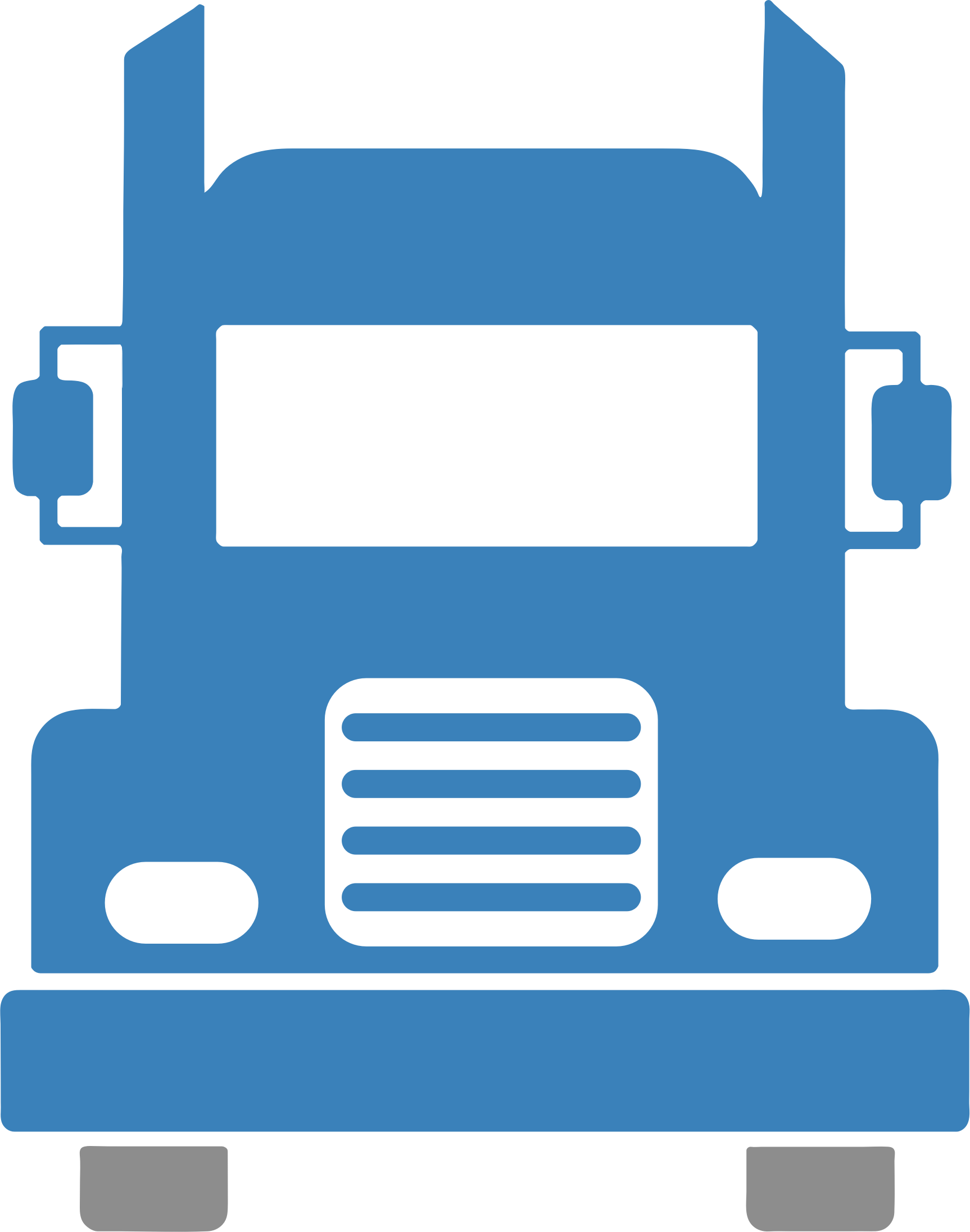 Truck Clipart Front Png Truck Front Icon Png.