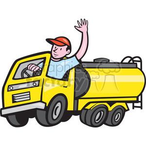 truck driver clipart.
