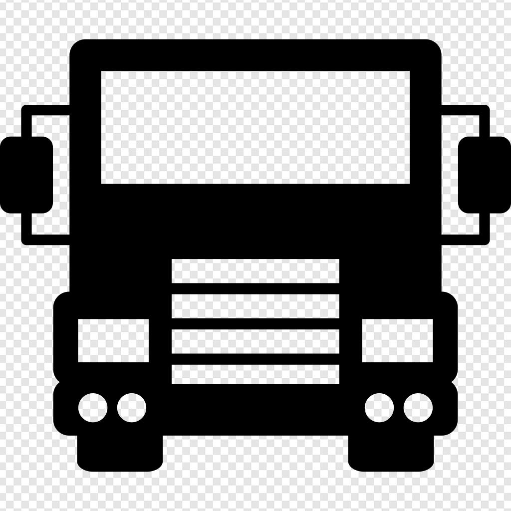 Delivery Truck Front ico.