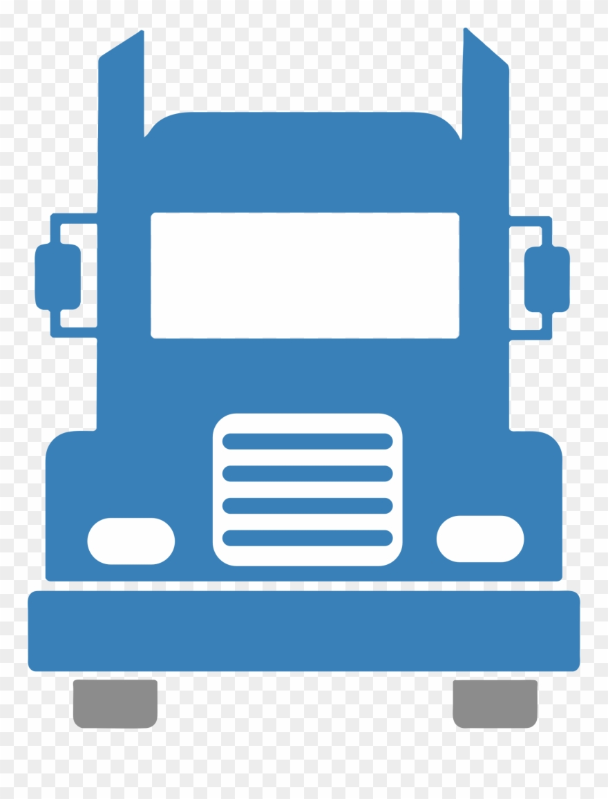 Truck Clipart Front Png.