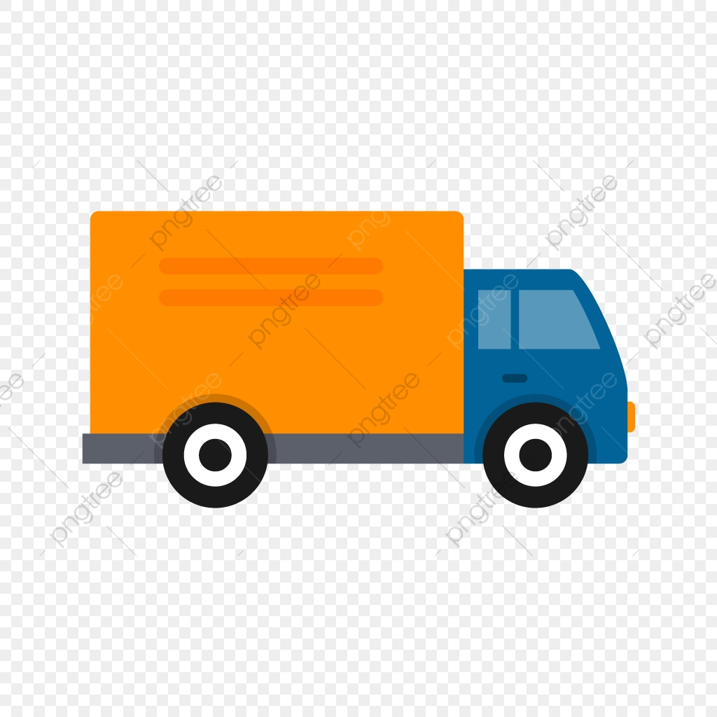 Vector Truck Icon, Truck Icon, Van Icon, Cargo Icon PNG and.