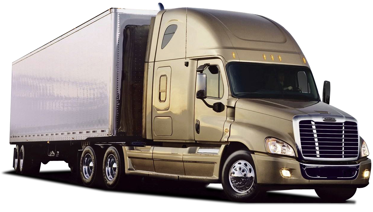 Truck PNG Image.