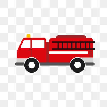 Fire Truck PNG Images.