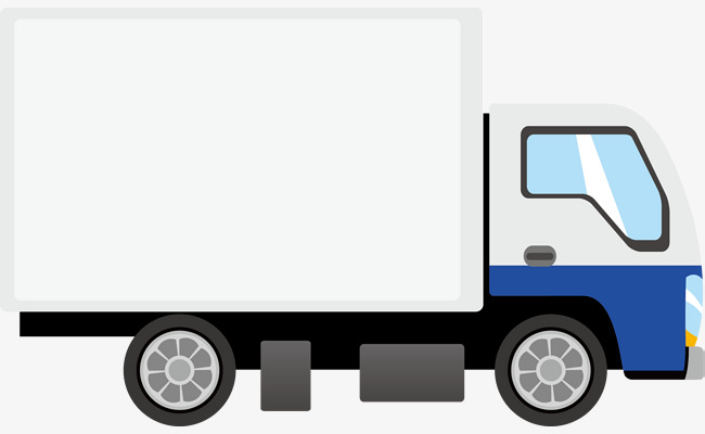Download Free png Blue Cartoon Truck, Blue, Cartoon, Truck.