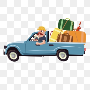 Pickup Truck PNG Images.
