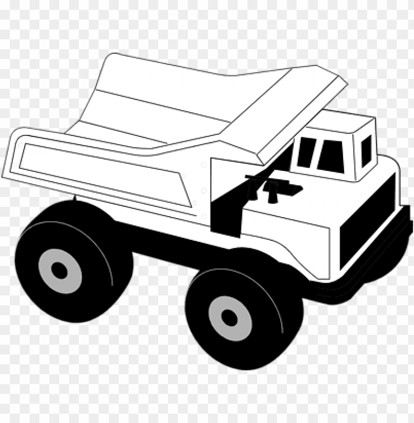 toy fire truck icon, png clipart image.