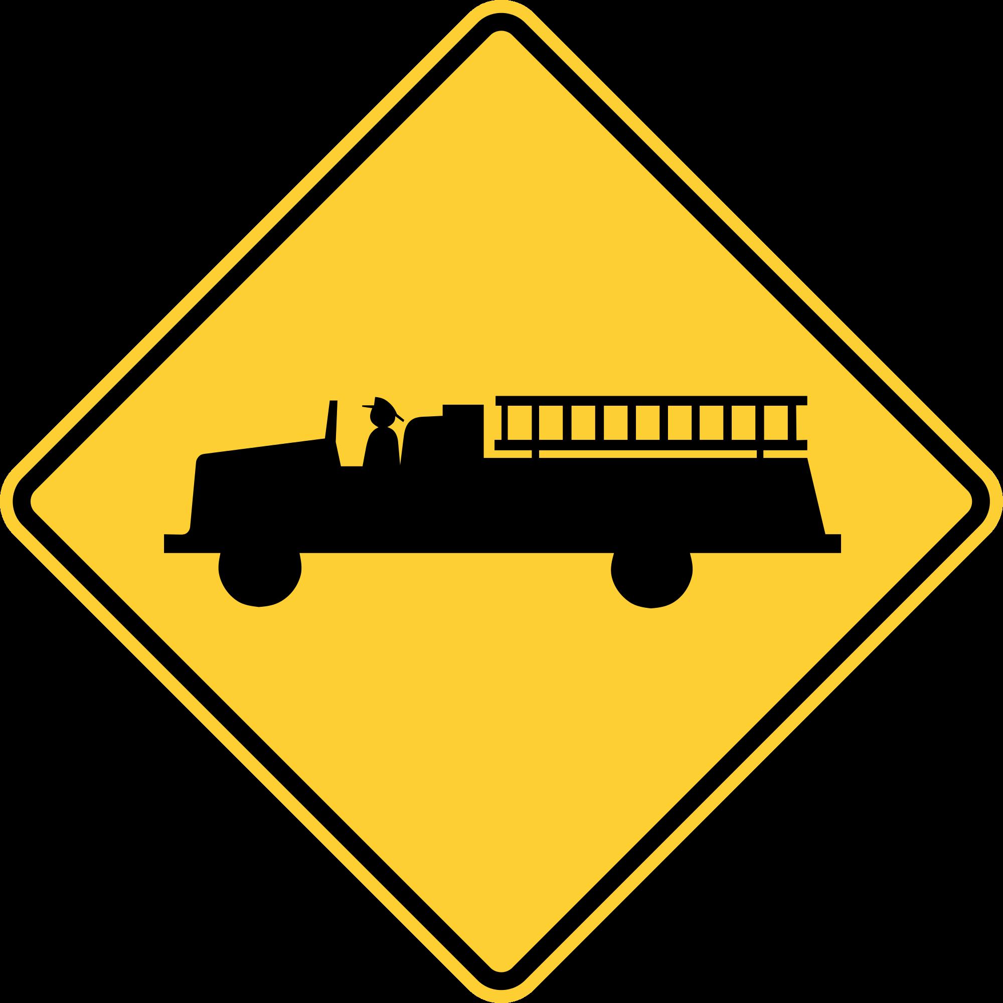 Clipart Road Signs No Heavy Trucks.