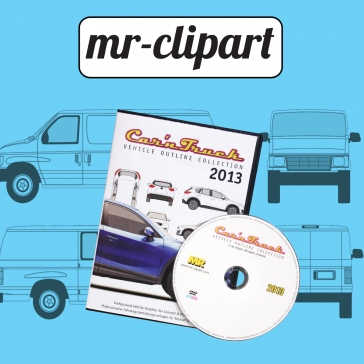 Mr clipart carn truck collection.