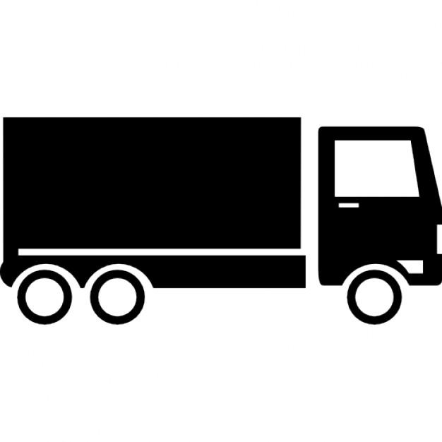 Truck Png Vector #9009.