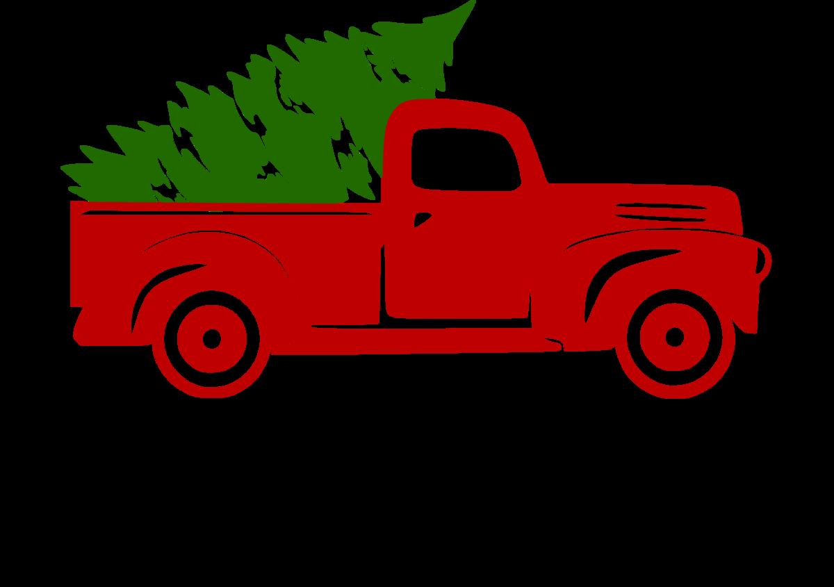 Christmas Truck.