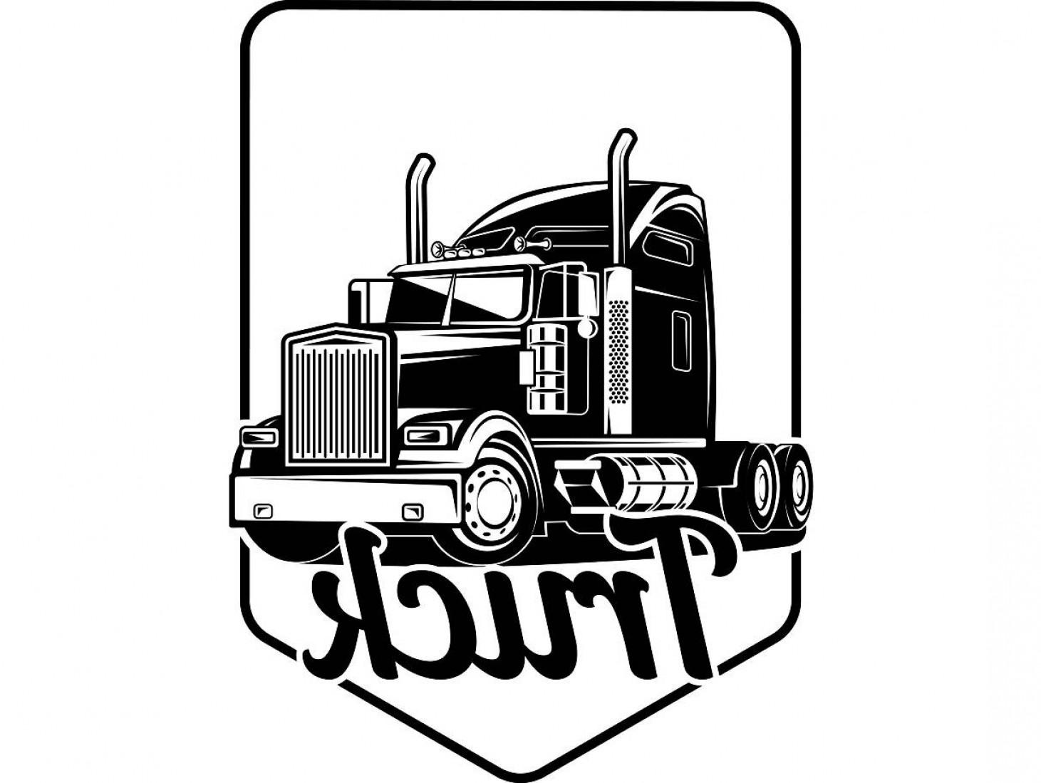 Truck Logo Vector at GetDrawings.com.