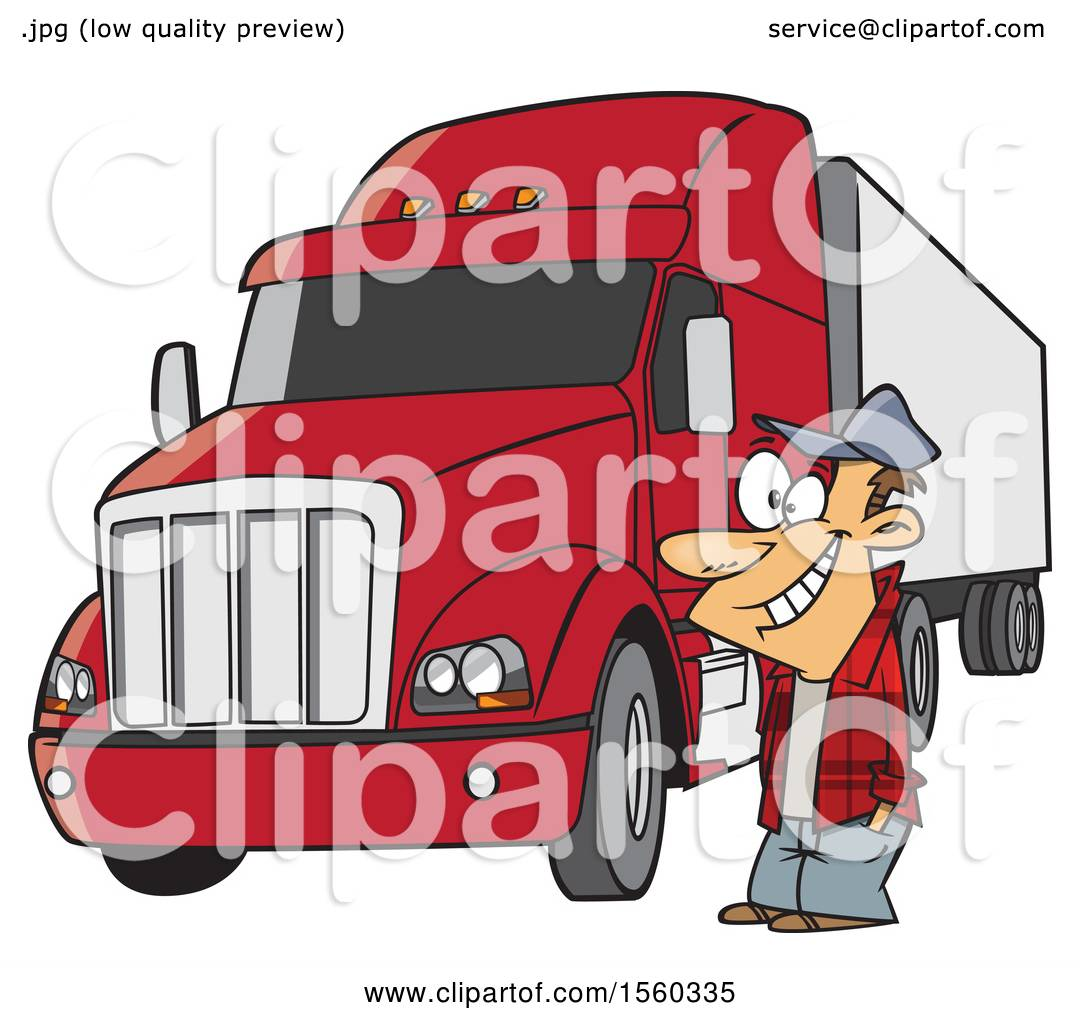 Trucking hours of service clipart Transparent pictures on F.