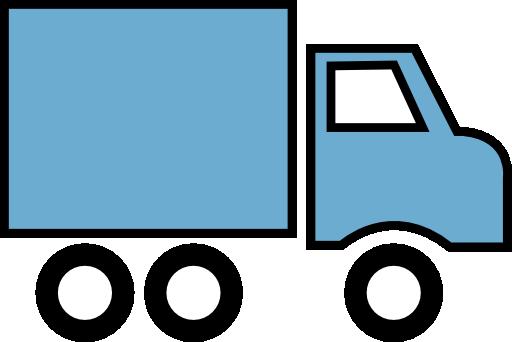 Trucks Clip Art Frame Clip Art.