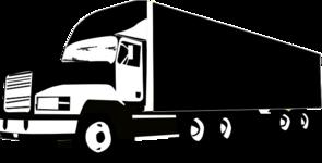 Truck Silhouette Clip Art at Clker.com.