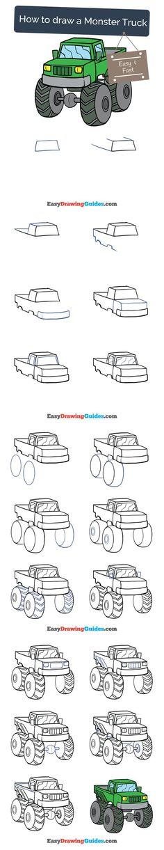 8 Best monster truck images.