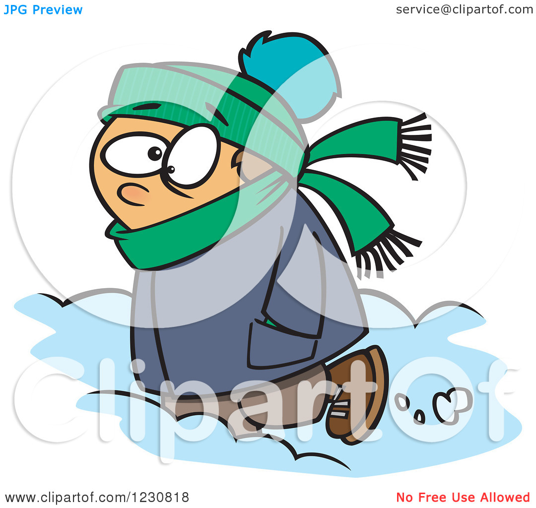 Clipart images of school kids trudging to school.