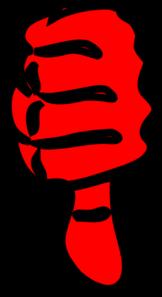 False Icon Clip Art at Clker.com.