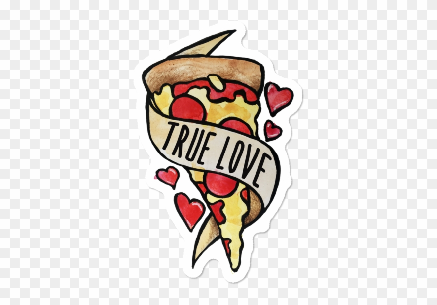 Pizza True Love $3.