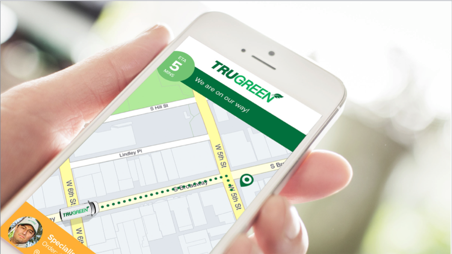 Glympse Delivers Predictive Experience for TruGreen.