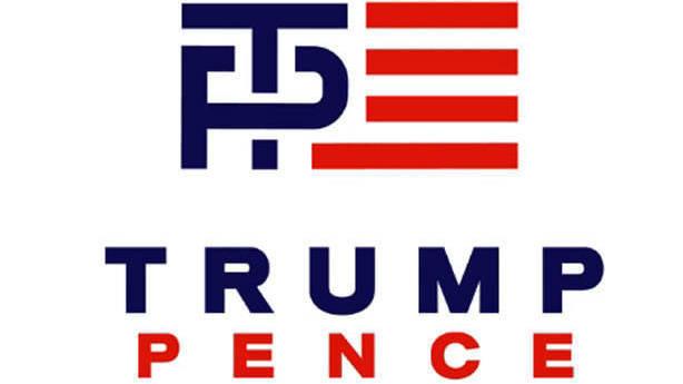 MemeOfTheWeek: The New Trump/Pence Logo That\'s Doing.