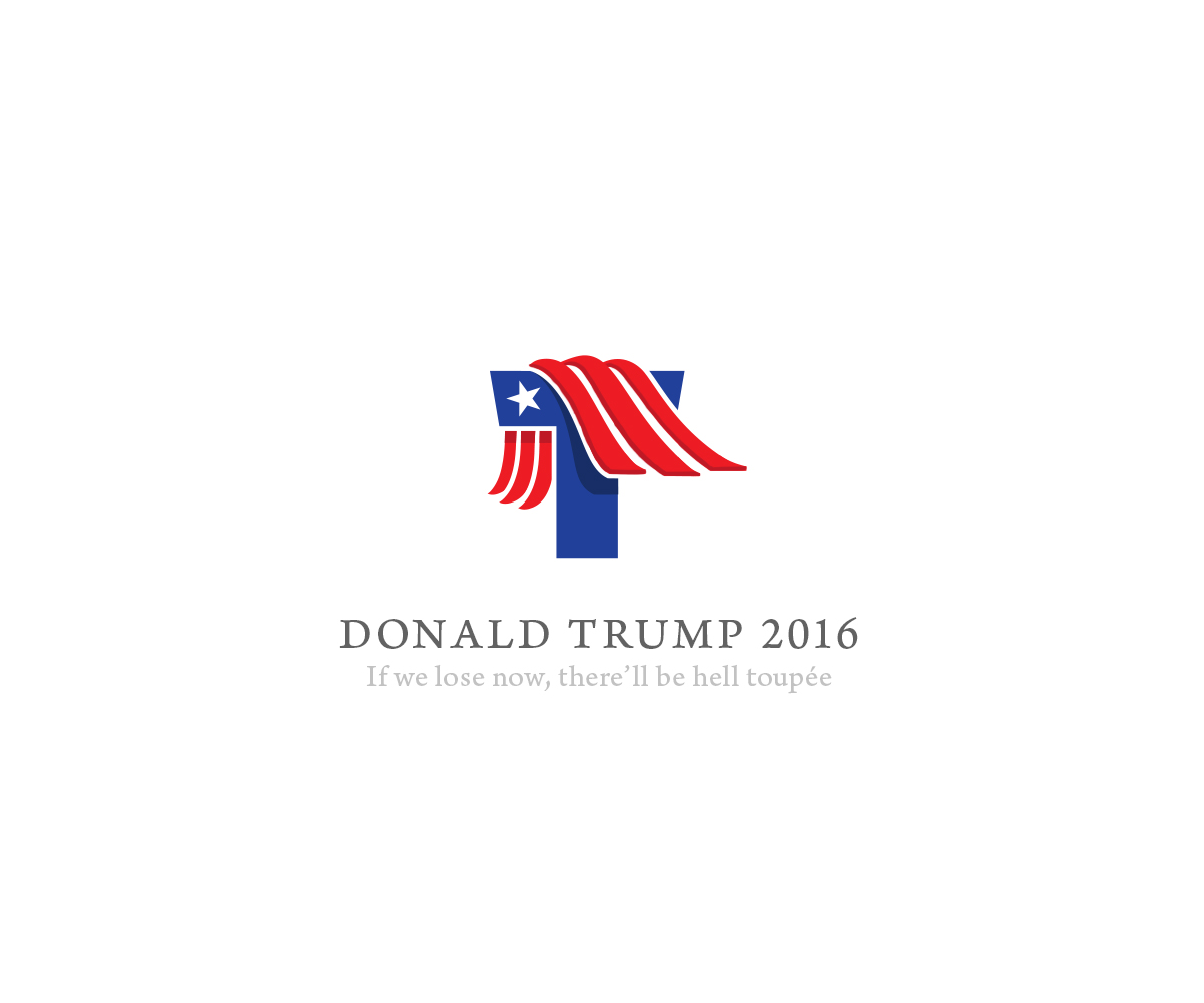 Elegant, Playful, Real Estate Logo Design for Trump/Donald.