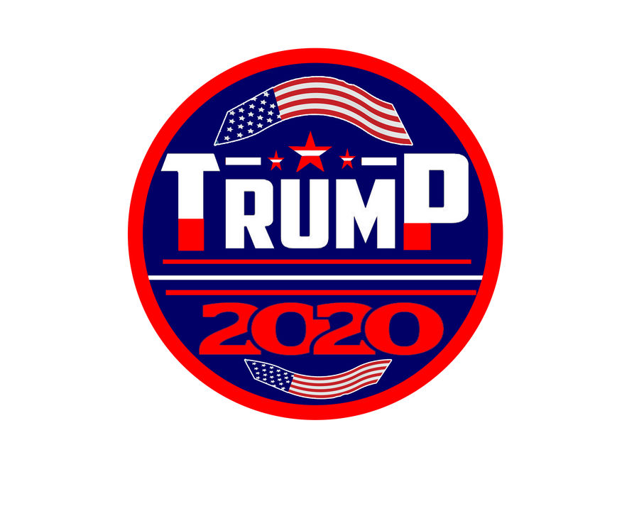 Entry #40 by istahmed16 for Trump 2020 logo.