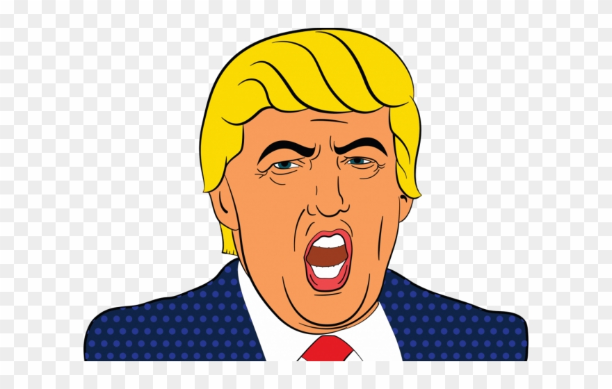 Caricatures Clipart Presidential Candidate.