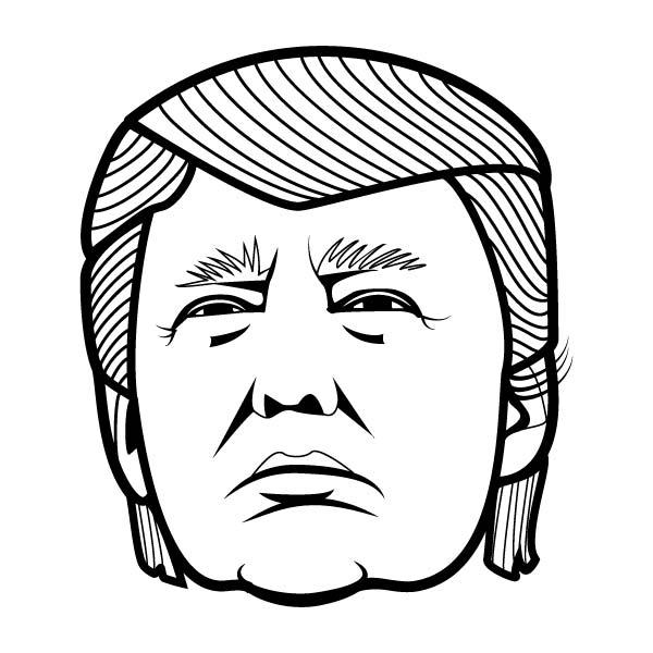 Donald Trump Clipart.