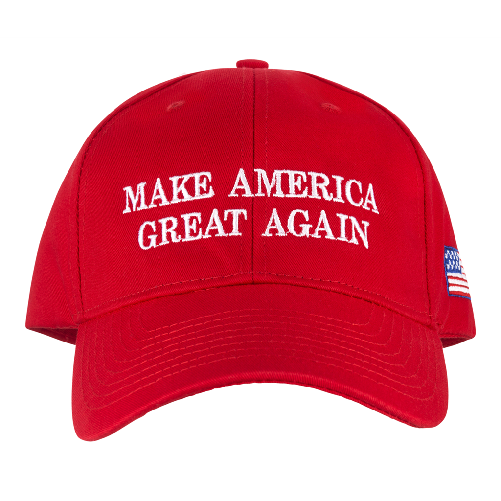 CAP, Make America Great Again Hat, Back by Popular Demand, All Cotton, Made  in USA.