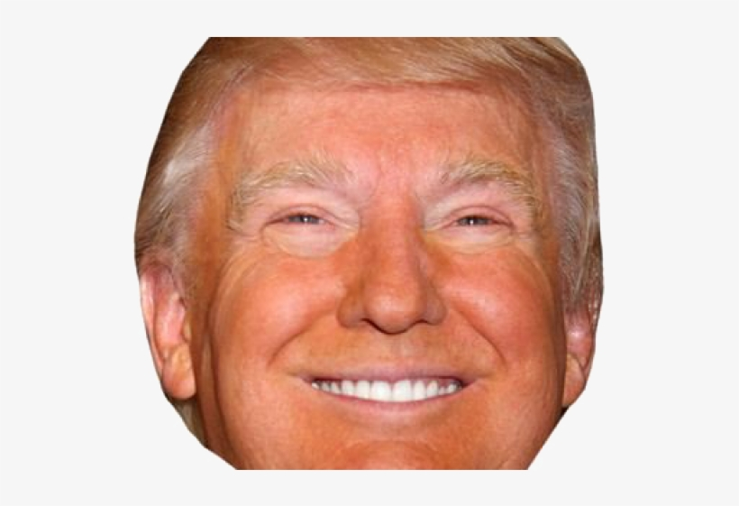 Head Clipart Donald Trump.