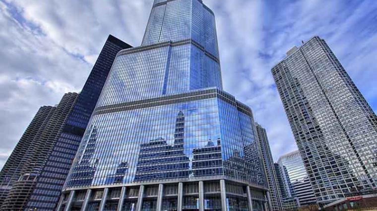 TRUMP INTERNATIONAL HOTEL & TOWER CHICAGO, IL 5* (United States.