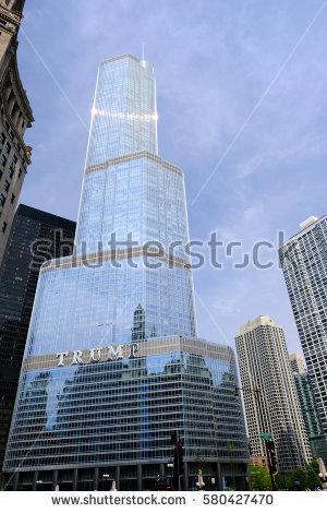 Trump International Hotel & Tower Stock Photos, Royalty.