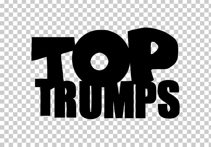 Top Trumps Logo Winning Moves PNG, Clipart, Black And White.