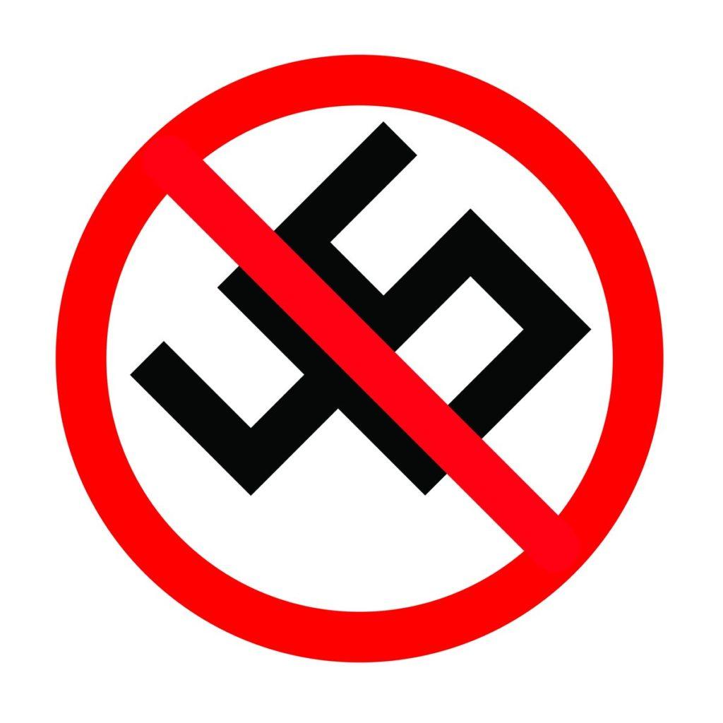 Meet the Artist Whose Swastika.